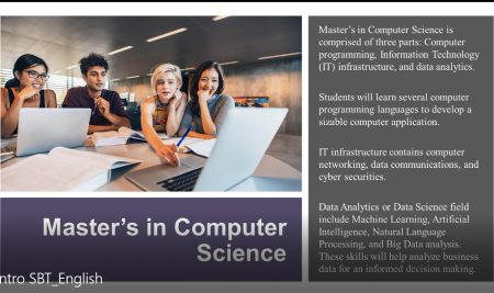 Introducing the School of Business & Technology